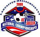 2009 National Championships Logo
