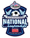 2013 National Championships Logo