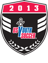 2013 ODP Boys Interregionals Logo