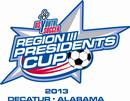 2013 Region III Presidents Cup Logo