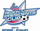 2013 Region IV Presidents Cup Logo
