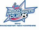 2013 Region I Presidents Cup Logo