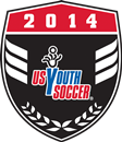2014 ODP Boys Fall Interregional  Logo