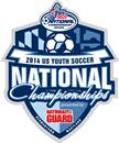 2014 National Championships Logo