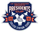 2016 Region III Presidents Cup Logo
