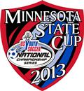 2013 Minnesota State Cup Logo