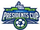 2015 Region I Presidents Cup Logo