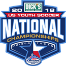 2018 National Championships Logo