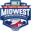 2018 Midwest Regional Championships Logo