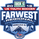 2018 Far West Regional Championships Logo