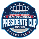 2018 Southern Presidents Cup Logo
