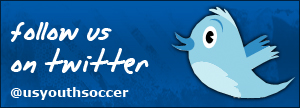 Follow US Youth Soccer on Twitter