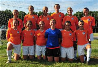 Cincinnati Soccer Alliance Elite