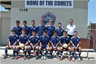 Arkansas Comets