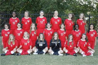 Dallas Texans 95 Red