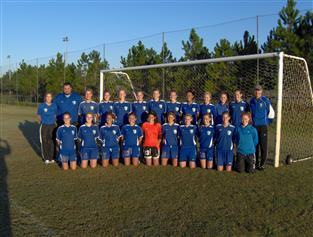 Brandon FC Flames - Blue