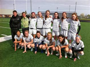 Oregon Rush 94 Girls Nike