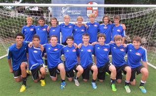 2013-2014 National League - Team Page