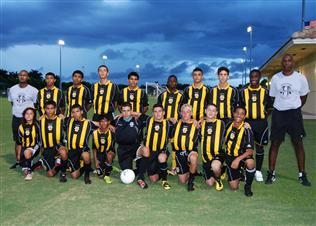 West Pines United U15 Black