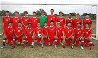 Dallas Texans Red