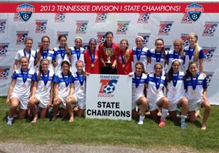 Tennessee SC 16