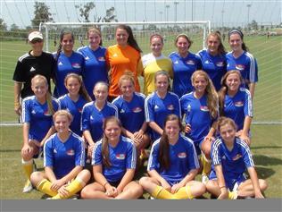 nasa soccer girls - photo #17