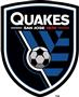 SJ Earthquakes PDA 99 Black