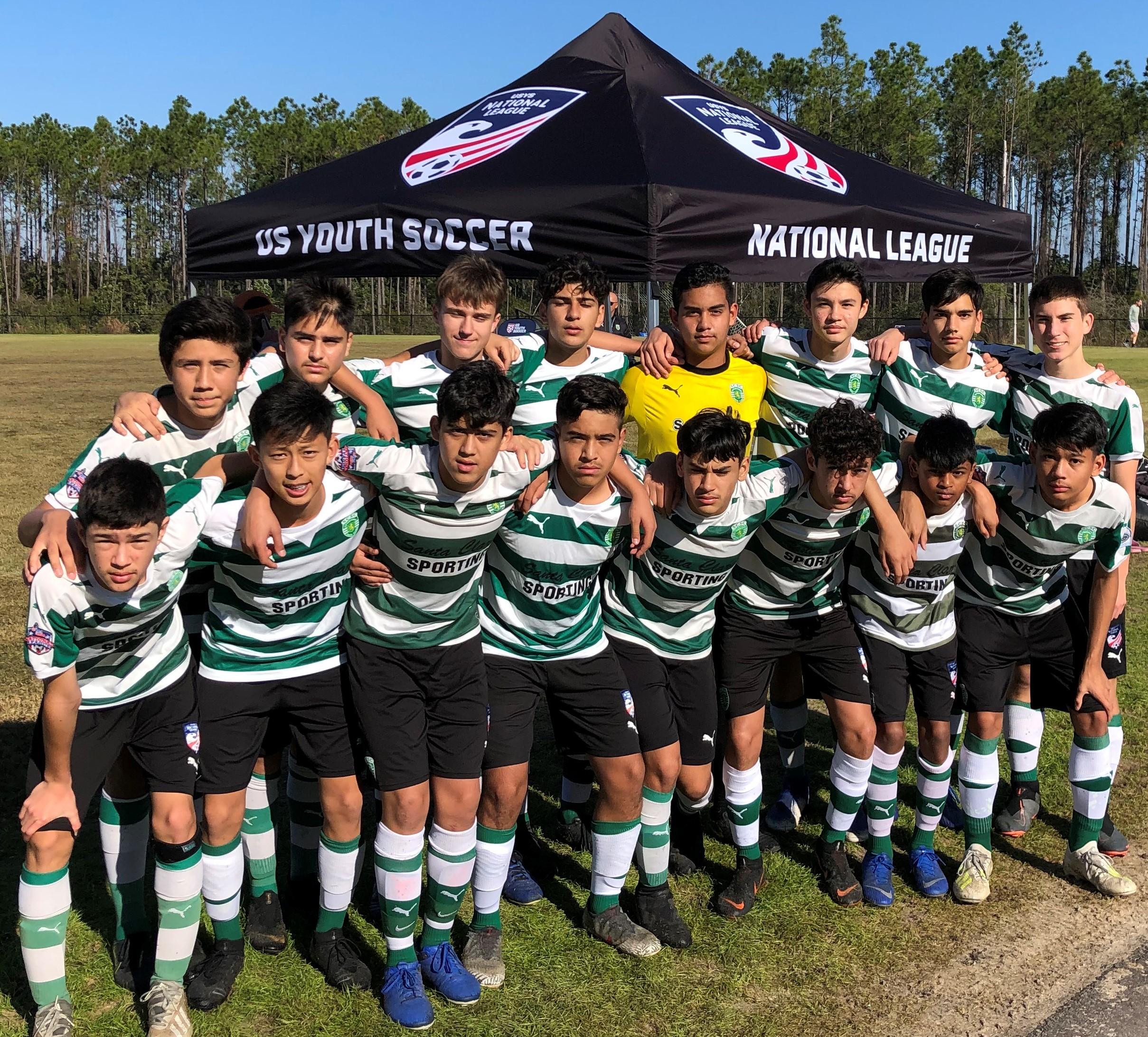Santa Clara Sporting 05B Green
