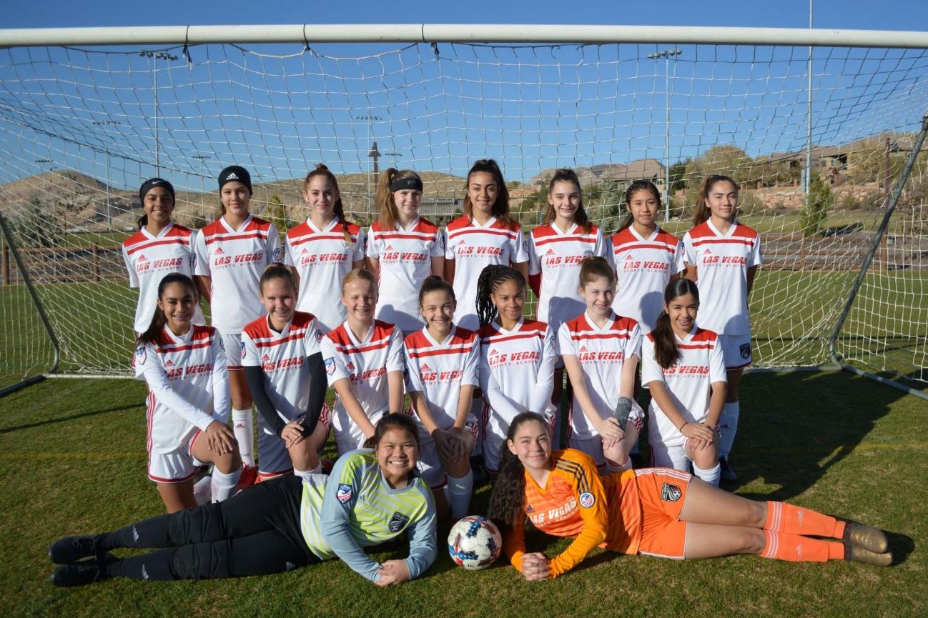 LVSA 06 Girls National League