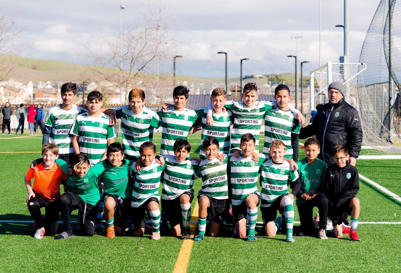 Santa Clara Sporting 06B Green