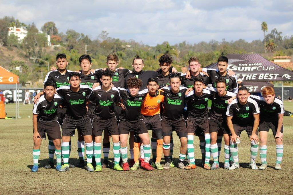 Santa Clara Sporting 01/00B Green