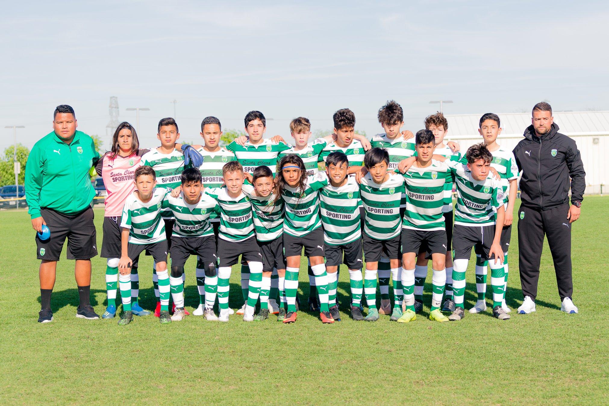 Santa Clara Sporting 05B White